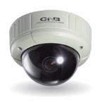 耐衝撃型赤外線内臓デイナイトドームカメラ CNB-V1810NVR