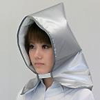 防災頭巾シルバー