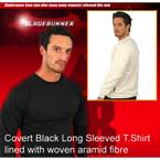 BRケブラーロングTシャツ